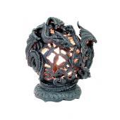 Lampe boule dragon
