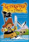 Jeu de 7 familles Pirates