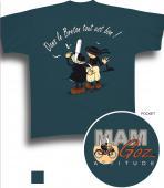 """T-shirt Mam'Goz """"dans le breton..."""""""