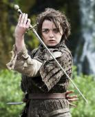 "Epée d'Arya Stark ""Aiguille"" avec fourreau - Game Of Thrones"