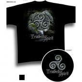 "tee-shirt ""Triskell Spirit"""