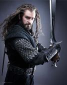"""Epée de Thorin, Orcrist """"Le Hobbit"""" + fourreau"""