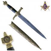 Dague maçonnique du roi Salomon