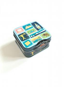 Boîte métal Caramels au beurre salé Nantes - 45g