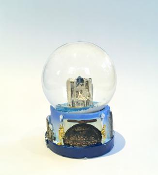 Boule à neige Nantes Cathédrale