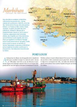 Voyage en Bretagne
