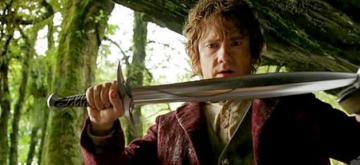 """Dague de Bilbon Saquet, Dard """"Le Hobbit"""""""