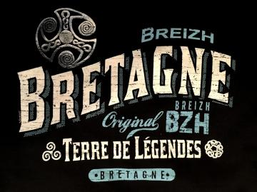 Sweat- Shirt Bretagne