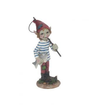 Elfe pêcheur 13 cm