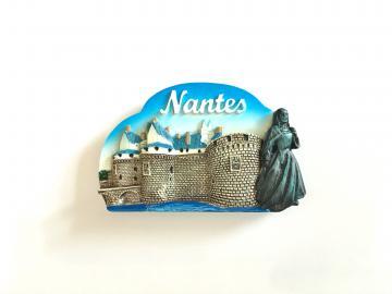 Magnet Château de Nantes / Anne de Bretagne