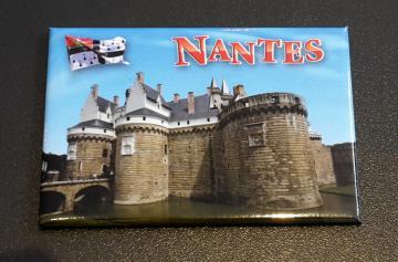Magnet Château de Nantes