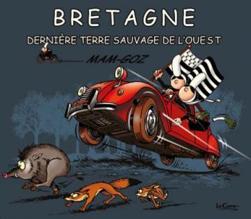 T-shirt humoristique Mam'Goz Terre sauvage