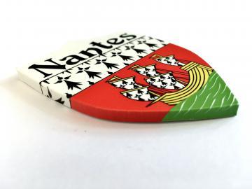 Magnet blason Nantes