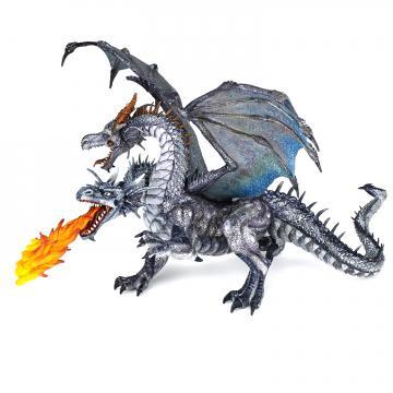 Dragon à deux têtes