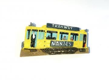 Magnet Nantes Tramway 3D