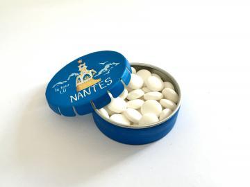 Boîte clic- clac Tour LU pastilles arôme menthe