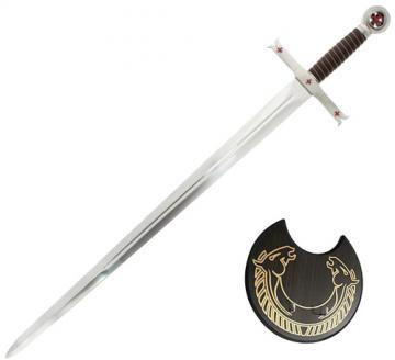 Epée templière 1 mètre