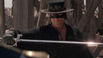 """Rapière - Réplique du film """"Le Masque de Zorro"""""""