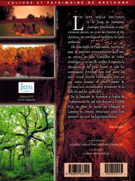 La forêt enchantée de Brocéliande - éditions JOS