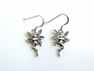 Boucles d'oreilles fées
