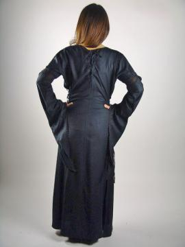 "Robe ""Sais"" noire"