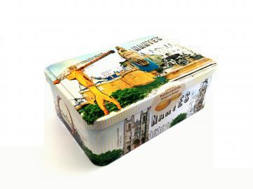Boîte assortiments palets/ galettes 300g