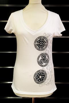 T-Shirt femme celtique