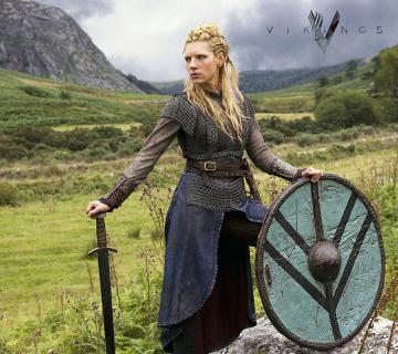 "Epée de Lagertha - ""Vikings"""