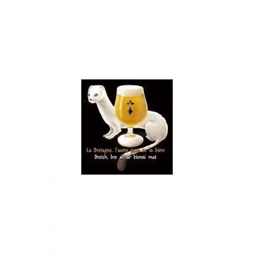 T-shirt bières bretonnes