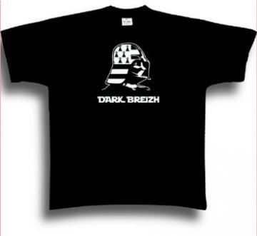 "T-shirt ""Dark Breizh"""