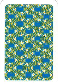 Jeu 54 cartes photos de Bretagne jaune ou bleu
