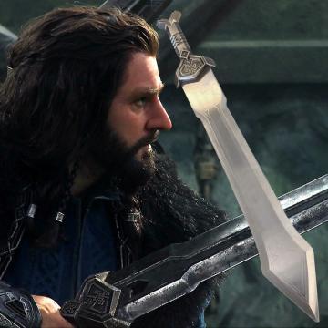 Epée naine de Thorin - LE HOBBIT