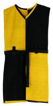 Tunique Normande, jaune
