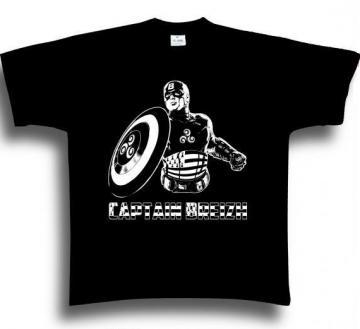 T-Shirt Captain Breizh