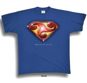 "T-Shirt ""Breizh of style"""