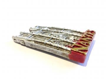 Magnet Cathédrale 3D