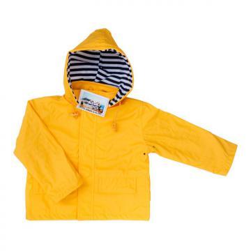 Ciré jaune marin