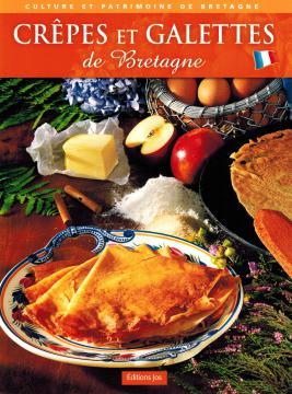 Recettes crêpes et galettes de Bretagne