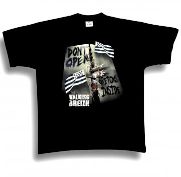 "T-Shirt ""The Walking Breizh"""